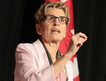 Premier Kathleen Wynne (Postmedia Network)