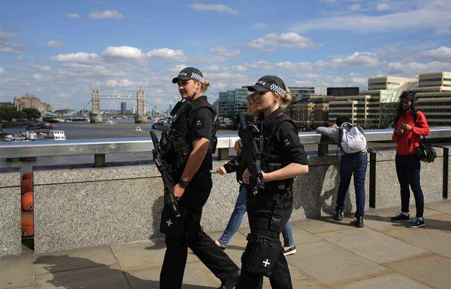 London police June 7/17