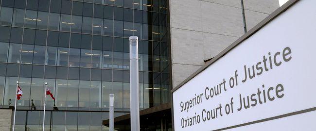 Ontario Superior Court (Luke Hendry/Postmedia Network)