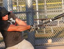North Bay Senior Baseball League file photo from 2016.