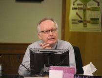 Assistant Superintendent of Business Services Juha Karen. (Gord Fortin)
