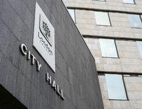 London city hall (Free Press file photo)