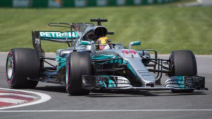 Lewis Hamilton June 10/17