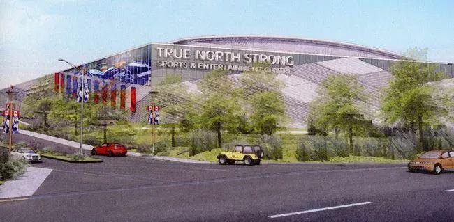 True North Strong Sudbury