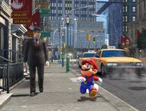 """Super Mario Odyssey."" (Screenshot)"