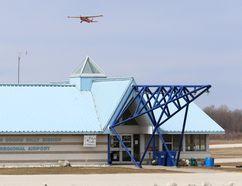 Owen Sound Billy Bishop Regional Airport. (SUN TIMES PHOTO)