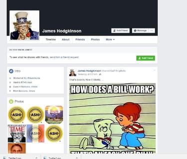 (James T. Hodgkinson/Facebook)