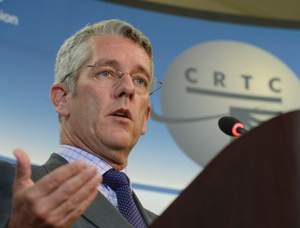 CRTC Chairman