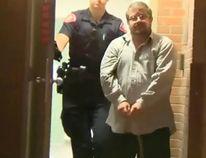 Jeffrey Robert Williamson, 42, of Calgary faces voyeurism and child pornography charges. (Image courtesy CTV Calgary)
