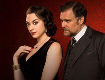 Mikaela Davies and Ben Carlson star in The Changeling. (Lynda Churilla/Stratford Festival)
