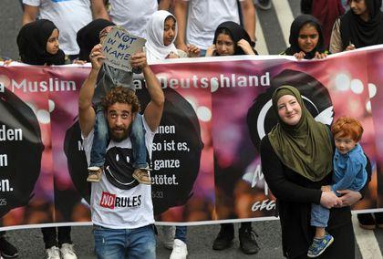 Peace march June 17/17
