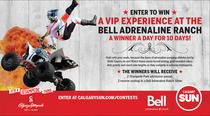 contest - bell adrenaline