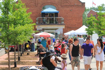 Downtown Stouffville