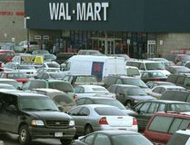 Walmart at White Oaks Mall (Free Press file photo)