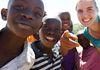 Sydney Maki's charity, Ekitangaala Ministries, is helping fund a school for 600 AIDS orphans in Uganda.