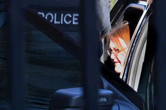 Elizabeth Wettlaufer. MORRIS LAMONT / THE LONDON FREE PRESS