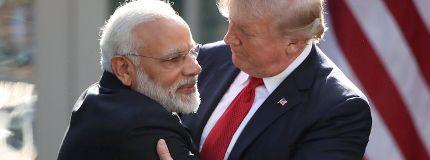 Donald Trump  Narendra Modi June 26/17
