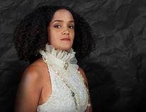 Bahia Watson stars in The Virgin Trial. (Lynda Churilla/Stratford Festival)
