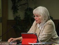 Jasper area Trustee Betsy DeClercq. (Gord Fortin)