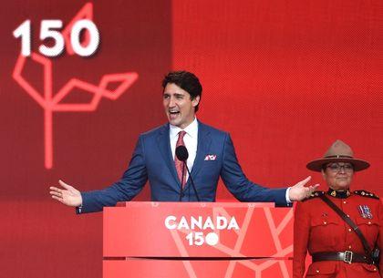 Justin Trudeau Canada 150