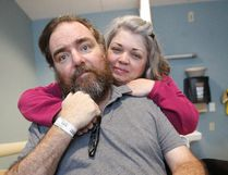 Phil and Darlene McCoy. Nugget file photo