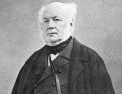 Sir Allan Napier MacNab helped build colonial Ontario.