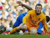 Rooney on Everton