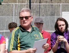 Longtime Sherwood Park Bantam Rams head coach Jim Skitsko. Photo by Shane Jones/Sherwood Park News/Postmedia Network