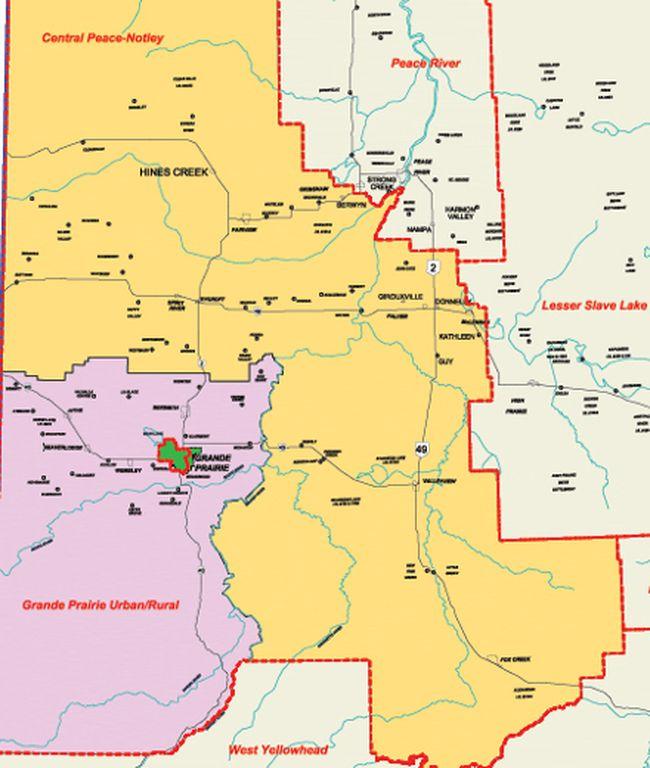 City of Grande Prairie Photo