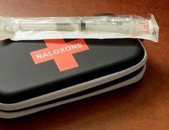 Overdose kit with Naloxone. MORRIS LAMONT/THE LONDON FREE PRESS /POSTMEDIA NETWORK