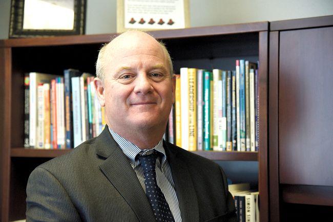 EIPS superintendent Mark Liguori  File Photo