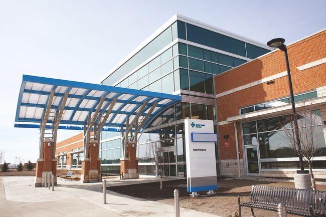 Strathcona Community Hospital