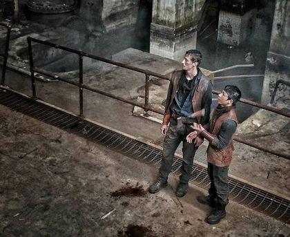 The Walking Dead Stuntman
