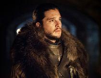 "Kit Harington as Jon Snow in ""Game of Thrones."" (HELEN SLOAN/HBO/Supplied)"