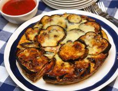 Eggplant Parmesan Pie (MIKE HENSEN, The London Free Press)