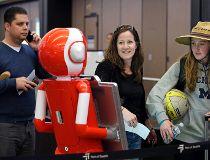 Airport Robot