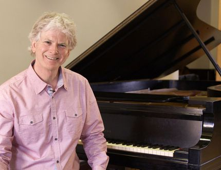 Pianist Brian Finley