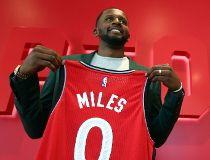 C.J. Miles July 18/17