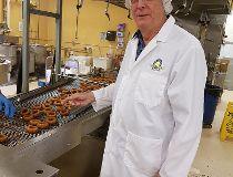 Kinnikinnick Foods' President and CEO Jerry Bigam