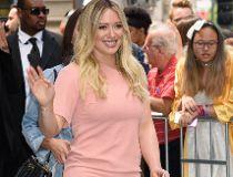 Hilary Duff FILES July 23/17