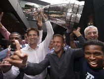 Argos Grey Cup reunion