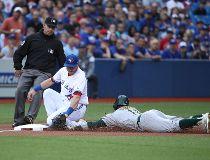 Oakland Athletics v Toronto Blue Jays