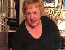 House-sitter Linda Keller.