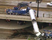 Tanker truck crash
