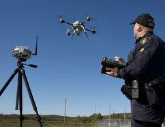Unmanned Aerial Vehicle - UAV