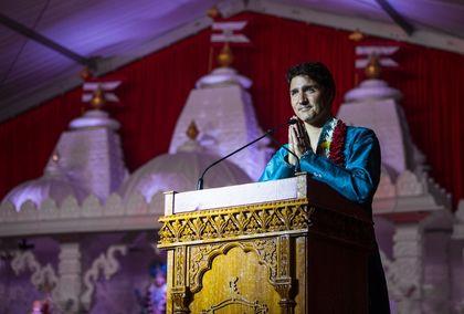 Trudeau Hindu Temple