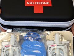 A naloxone kit. (Sun Times files)