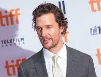 Matthew McConaughey. (GEOFF ROBINS/AFP/Getty Images)