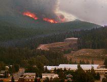 Lost Creek fire