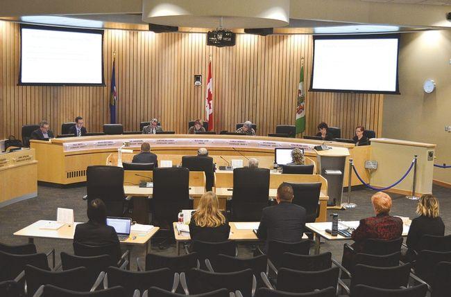 Strathcona County council. Krysta Martell/Sherwood Park News/Postmedia Network.